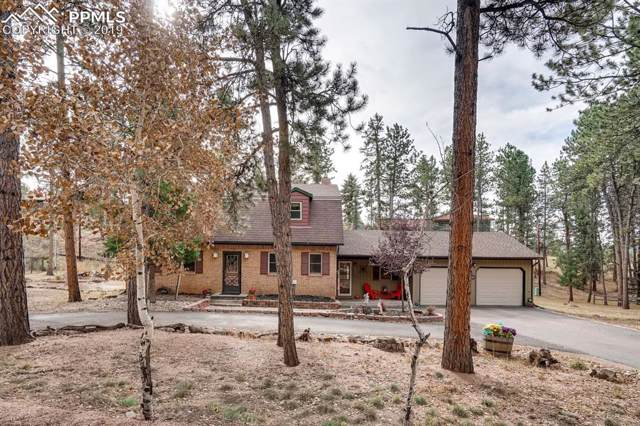427 W Lovell Gulch Road, Woodland Park, CO 80863 (#9874036) :: Perfect Properties powered by HomeTrackR