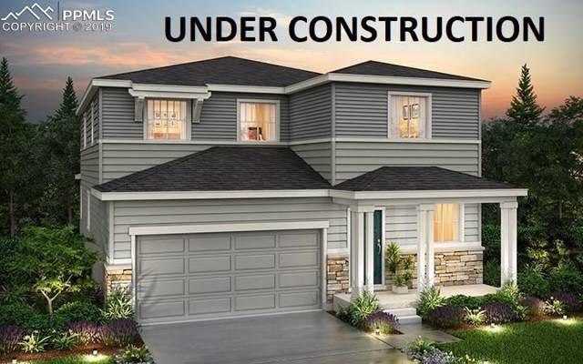 12810 Billingsley Trail, Parker, CO 80134 (#9874558) :: Tommy Daly Home Team