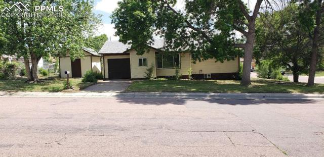 401 Holly Drive, Colorado Springs, CO 80911 (#9880828) :: The Treasure Davis Team
