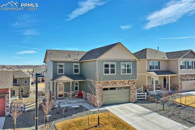 5998 High Timber Circle, Castle Rock, CO 80104 (#9882455) :: The Dixon Group