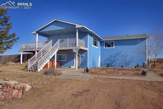 11440 S Blaney Road, Peyton, CO 80831 (#9883239) :: Tommy Daly Home Team