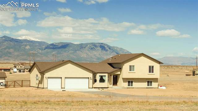 18038 La Questa Drive, Fountain, CO 80817 (#9883563) :: The Gold Medal Team with RE/MAX Properties, Inc