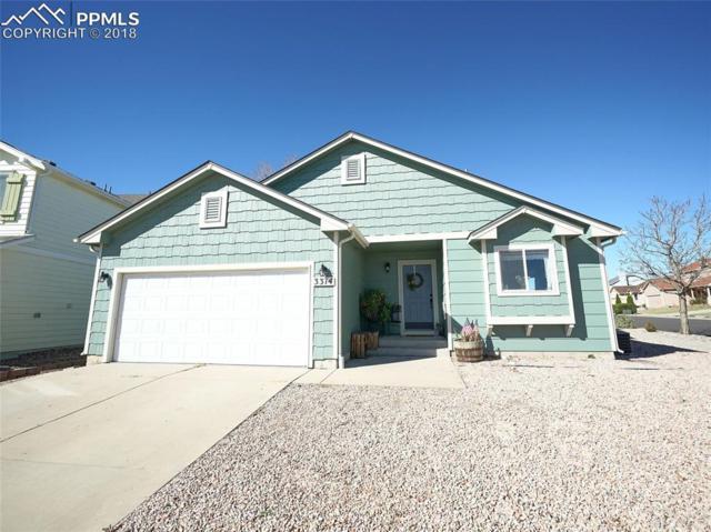 3314 Viero Drive, Colorado Springs, CO 80916 (#9883828) :: CENTURY 21 Curbow Realty