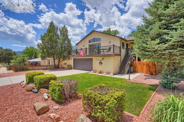 215 Beckers Lane, Manitou Springs, CO 80829 (#9884431) :: CC Signature Group