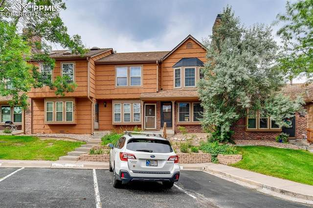 6825 Mountain Top Lane, Colorado Springs, CO 80919 (#9887790) :: Tommy Daly Home Team