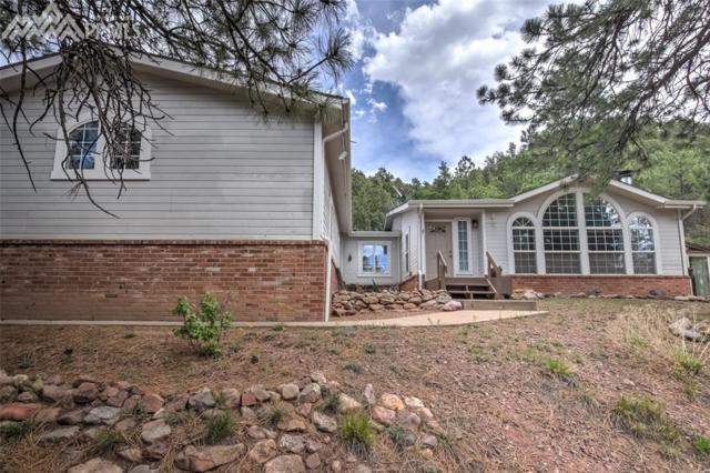 3103 Barrett Road, Colorado Springs, CO 80926 (#9887819) :: Action Team Realty