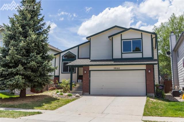 5844 Santana Drive, Colorado Springs, CO 80923 (#9888848) :: The Peak Properties Group