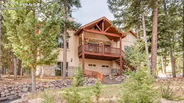 1145 Windflower Lane, Woodland Park, CO 80863 (#9889166) :: 8z Real Estate