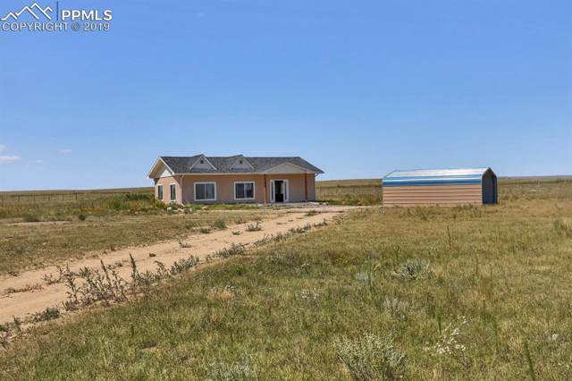 29808 Lonesome Dove Lane, Calhan, CO 80808 (#9889396) :: Tommy Daly Home Team