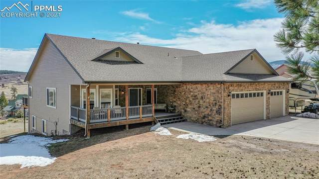 4095 Cheyenne Drive, Larkspur, CO 80118 (#9894673) :: The Treasure Davis Team | eXp Realty