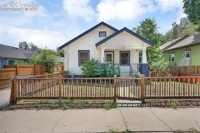 317 W St Vrain Street, Colorado Springs, CO 80905 (#9895717) :: Simental Homes   The Cutting Edge, Realtors