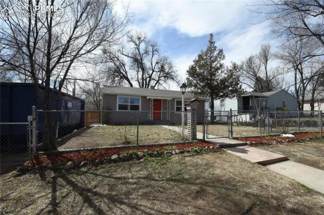 812 Sunset Road, Colorado Springs, CO 80909 (#9897139) :: The Hunstiger Team
