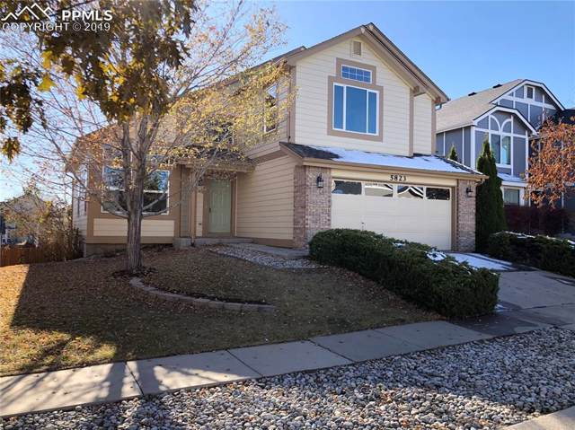 5823 Instone Circle, Colorado Springs, CO 80922 (#9897510) :: The Treasure Davis Team