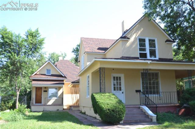 818-820 E Platte Avenue, Colorado Springs, CO 80903 (#9900628) :: Action Team Realty