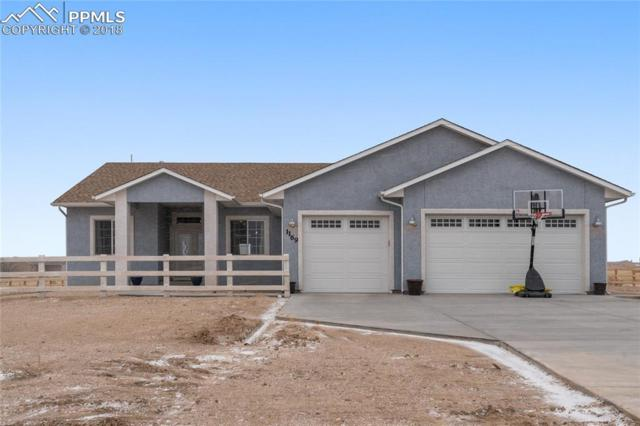 1169 Gantts Fort Avenue, Pueblo West, CO 81007 (#9900836) :: The Kibler Group