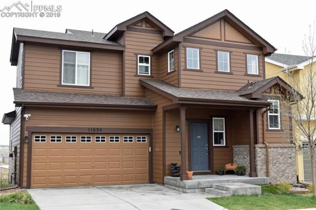 11624 Wildwood Ridge Drive, Colorado Springs, CO 80921 (#9901065) :: Fisk Team, RE/MAX Properties, Inc.