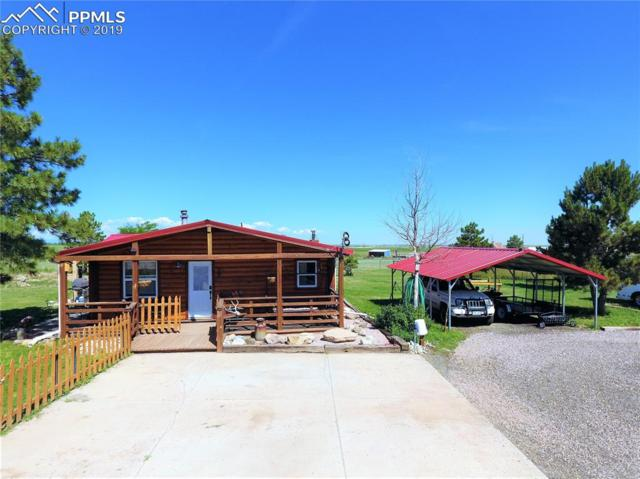 22669 Eagle Drive, Elbert, CO 80106 (#9903081) :: Tommy Daly Home Team
