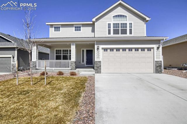 8204 Wagon Spoke Trail, Fountain, CO 80817 (#9904011) :: Action Team Realty