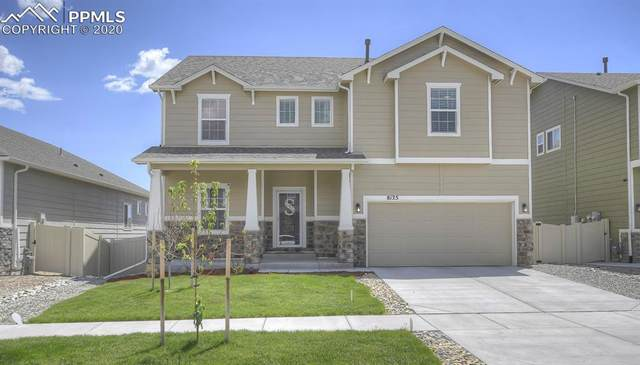 8125 Misty Moon Drive, Colorado Springs, CO 80924 (#9905890) :: 8z Real Estate