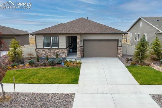 12811 Stone Valley Drive, Peyton, CO 80831 (#9908558) :: The Kibler Group