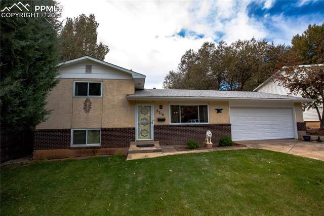 3216 W Fontanero Street, Colorado Springs, CO 80904 (#9911038) :: The Hunstiger Team