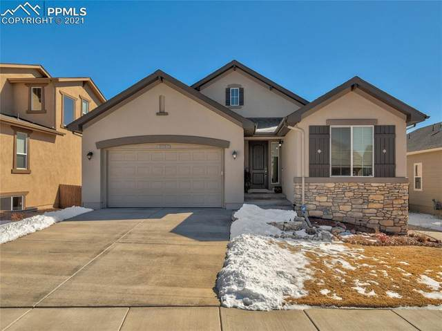 9151 Argentine Pass Trail, Colorado Springs, CO 80924 (#9913812) :: The Dixon Group