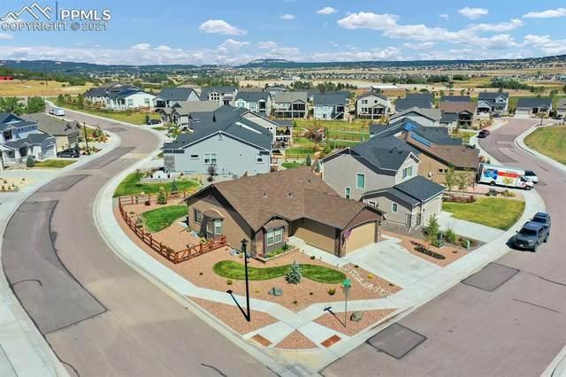 2584 Lakes Edge Drive, Monument, CO 80132 (#9915389) :: Simental Homes | The Cutting Edge, Realtors