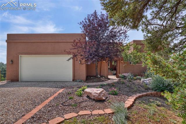 16299 Cala Rojo Drive, Colorado Springs, CO 80926 (#9915617) :: Jason Daniels & Associates at RE/MAX Millennium