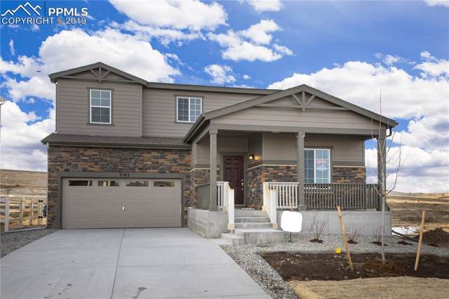 2103 Villageview Lane, Castle Rock, CO 80104 (#9920703) :: CC Signature Group