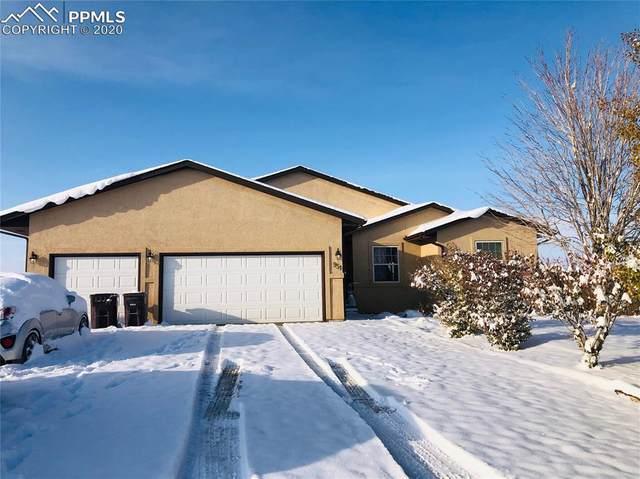 951 E Moonbeam Drive, Pueblo West, CO 81007 (#9922570) :: The Kibler Group