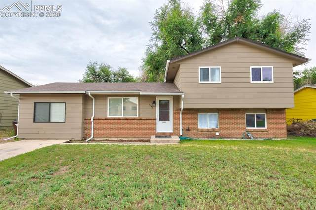 1341 Commanchero Drive, Colorado Springs, CO 80915 (#9923719) :: Finch & Gable Real Estate Co.