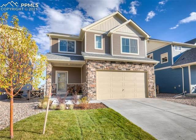 7147 Sedgerock Lane, Colorado Springs, CO 80927 (#9925743) :: The Treasure Davis Team | eXp Realty