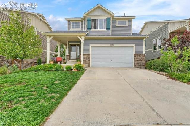 8356 Cypress Wood Drive, Colorado Springs, CO 80927 (#9928249) :: Tommy Daly Home Team