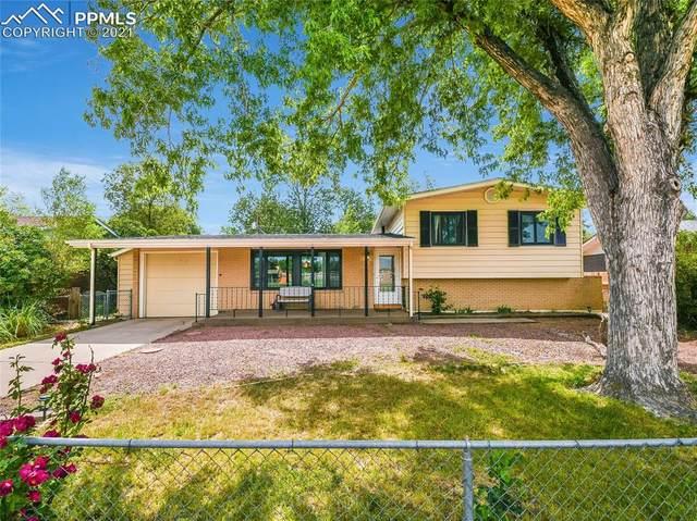 133 Harvard Street, Colorado Springs, CO 80911 (#9934116) :: Finch & Gable Real Estate Co.