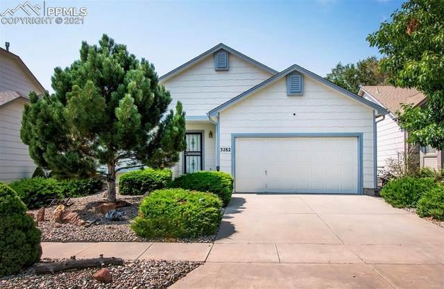 3282 Kestrel Drive, Colorado Springs, CO 80916 (#9935026) :: Tommy Daly Home Team