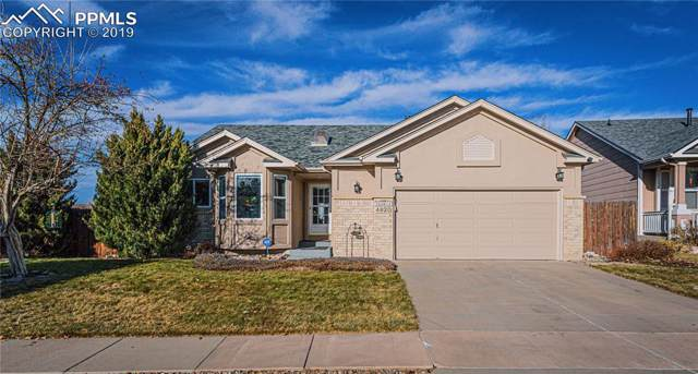 4920 Dry Stone Drive, Colorado Springs, CO 80923 (#9935505) :: Tommy Daly Home Team
