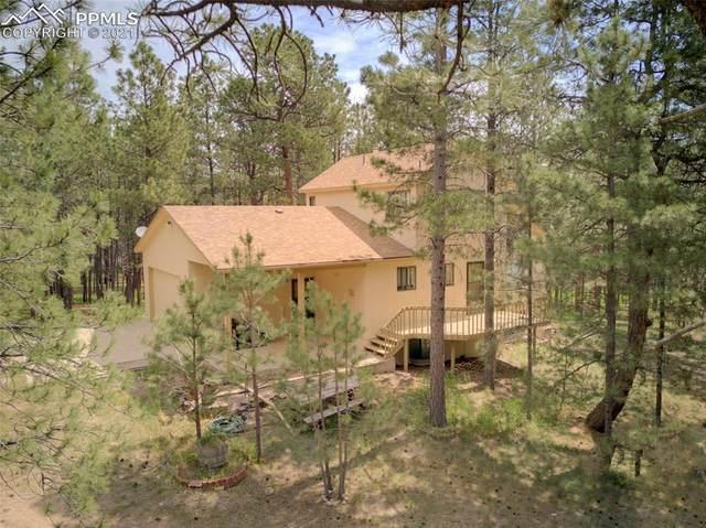 9965 Chipmunk Lane, Colorado Springs, CO 80908 (#9936318) :: Hudson Stonegate Team