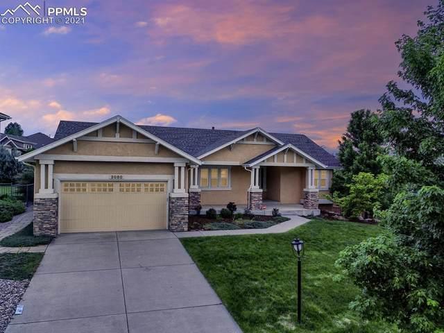 3080 Hollycrest Drive, Colorado Springs, CO 80920 (#9939716) :: Hudson Stonegate Team