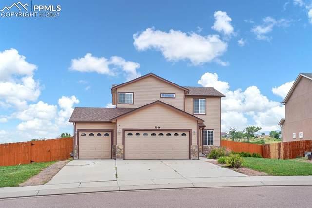 7544 Waterside Drive, Colorado Springs, CO 80925 (#9939946) :: Dream Big Home Team | Keller Williams