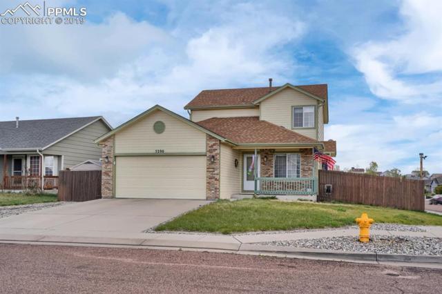 5290 Blazer Court, Colorado Springs, CO 80911 (#9943244) :: The Hunstiger Team