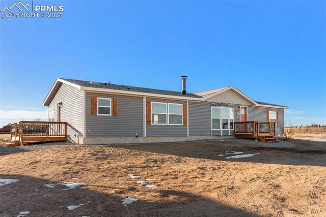 9880 Horseback Trail, Peyton, CO 80831 (#9949076) :: Finch & Gable Real Estate Co.