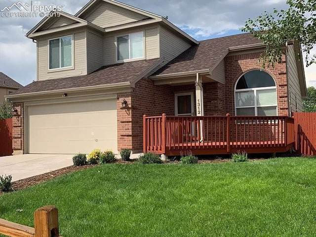 1312 Coolcrest Drive, Colorado Springs, CO 80906 (#9949240) :: 8z Real Estate