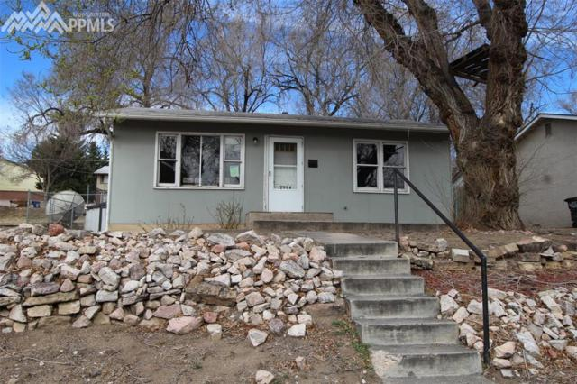2904 Parker Street, Colorado Springs, CO 80907 (#9949719) :: Group 46:10 Colorado Springs