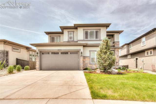 1071 Kelso Place, Colorado Springs, CO 80921 (#9950325) :: Finch & Gable Real Estate Co.