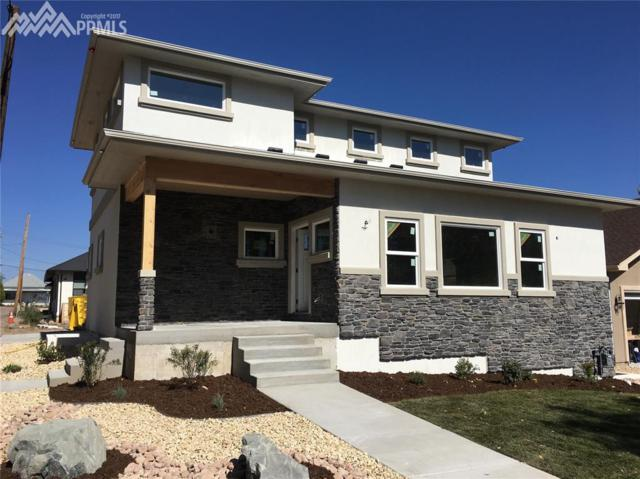 510 W Monument Street, Colorado Springs, CO 80905 (#9950998) :: RE/MAX Advantage