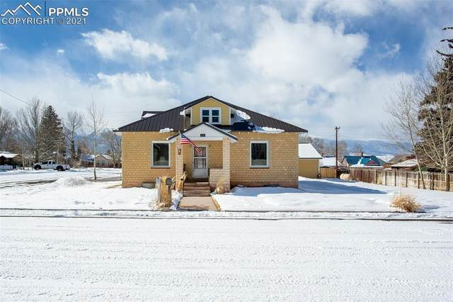 218 S 3rd Street, Westcliffe, CO 81252 (#9951359) :: The Harling Team @ HomeSmart