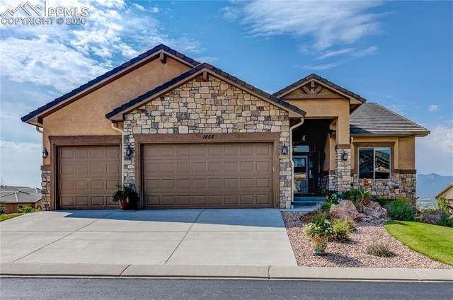 1455 Symphony Heights, Monument, CO 80132 (#9960027) :: CC Signature Group