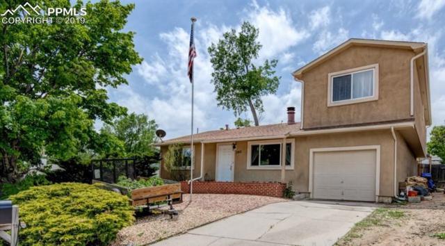 3011 Pinnacle Drive, Colorado Springs, CO 80910 (#9960666) :: The Treasure Davis Team