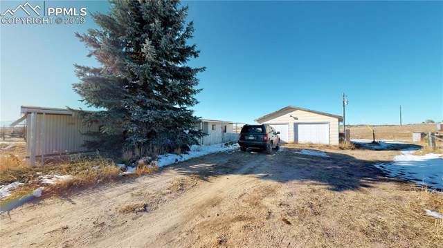 12340 W Range View Drive, Calhan, CO 80808 (#9960807) :: Tommy Daly Home Team