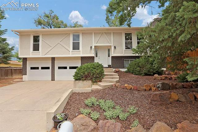 4678 Ranch Drive, Colorado Springs, CO 80918 (#9961743) :: Tommy Daly Home Team